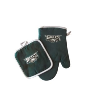 OVEN MITT/POT HOLDER - PHIL EAGLES