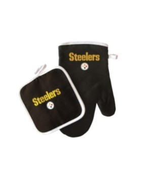 OVEN MITT/POT HOLDER - PITT STEELERS