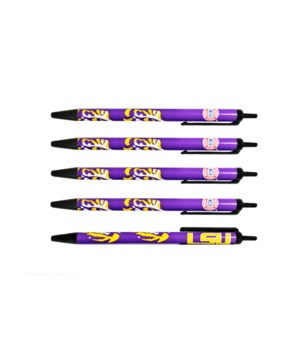 LSU TIGERS 5-PK PEN
