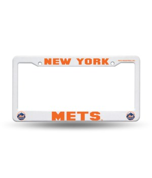 NY METS PLASTIC FRAME