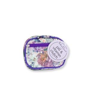 Lilac Kiss Pill & Vitamin Clutch 4PC