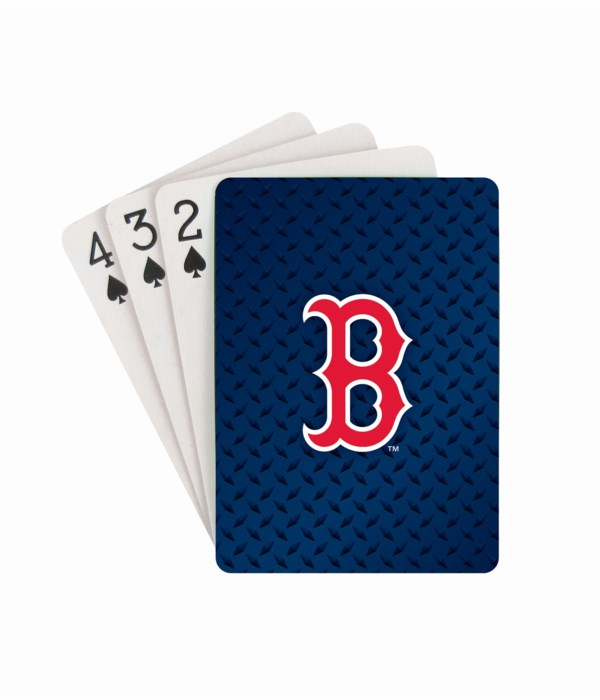 BOS RED SOX PLAYING CARDS