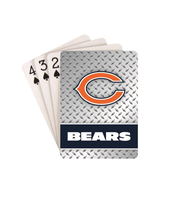 CHIC BEARS PLAYING CARDS