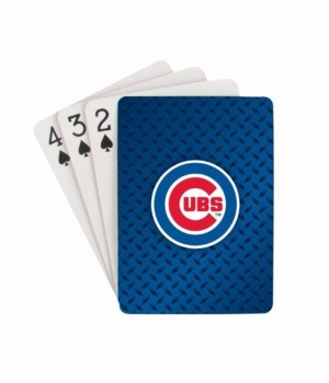 CHI CUBS PLAYING CARDS