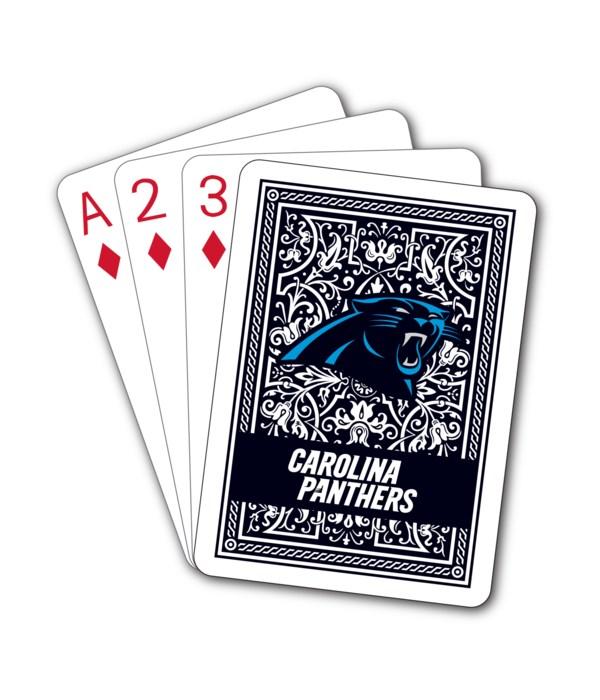 CAR PANTHERS PLAYING CARDS