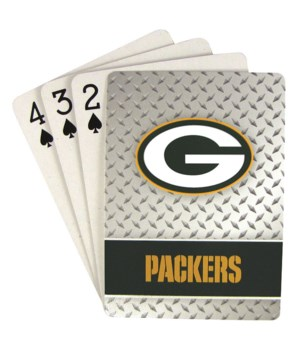 GREEN BAY PACKERS PLAYING CARDS
