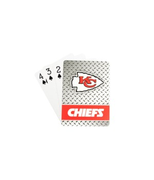 KC CHIEFS PLAYING CARDS