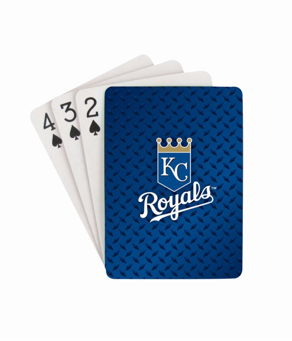KC ROYALS PLAYING CARDS
