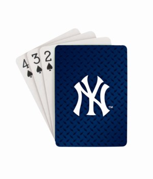 NY YANKEES PLAYING CARDS