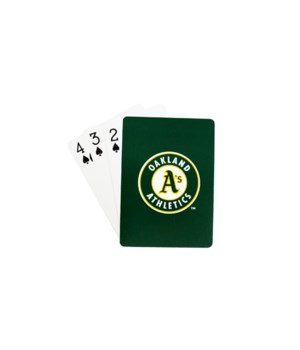 OAK A'S PLAYING CARDS