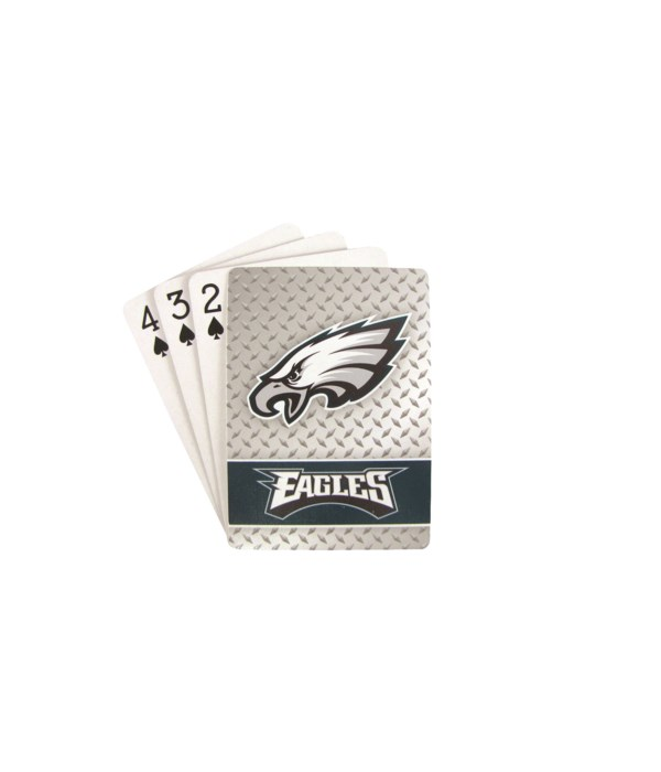 PHIL EAGLES PLAYING CARDS