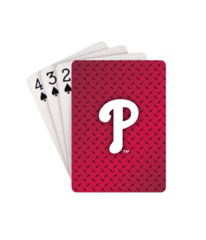 PHIL PHILLIES PLAYING CARDS