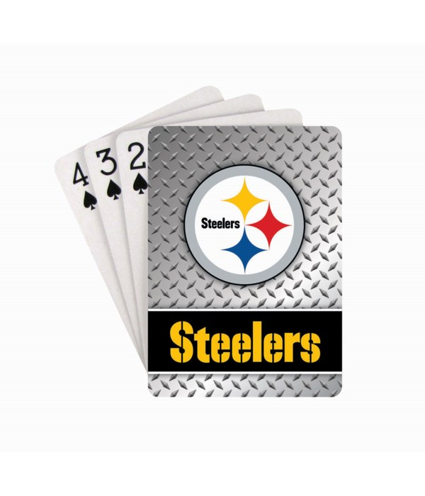 PITT STEELERS PLAYING CARDS