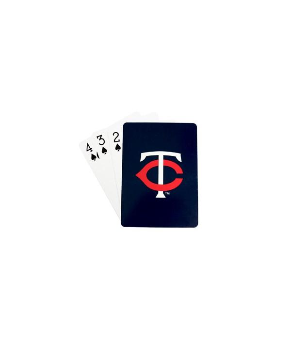 MINN TWINS PLAYING CARDS