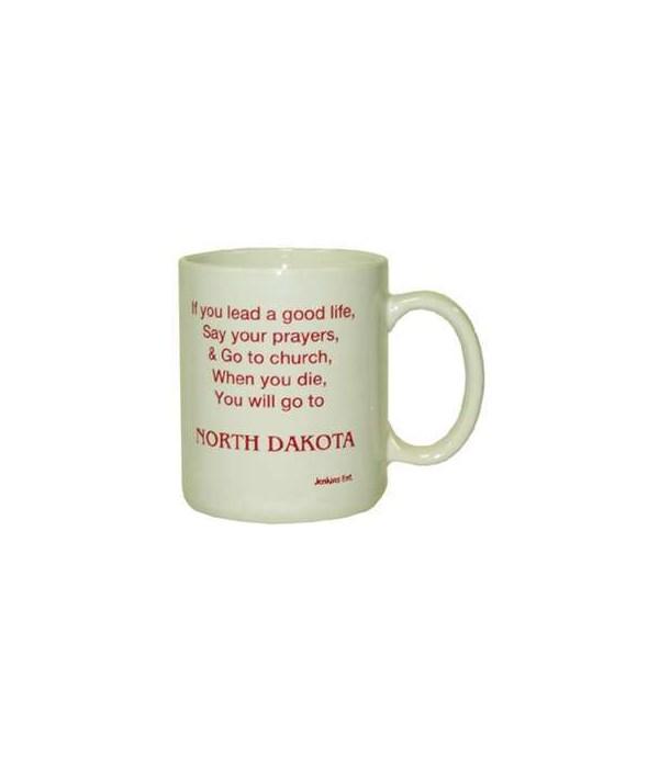 ND Mug Prayer