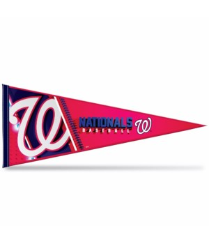 WASH NATIONALS 12X30 PENNANT
