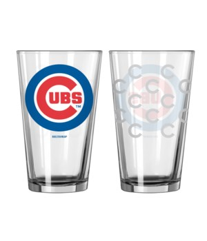 GLASS PINT SET - CHIC CUBS
