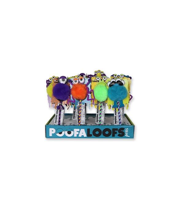 Poofaloof Pens 24PC