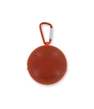 Orange Pop Tone Bluetooth Speaker 2PC