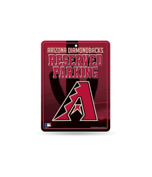 PARKING SIGN - ARIZ DIAMONDBACKS