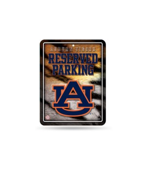 PARKING SIGN - AUBURN TIGERS