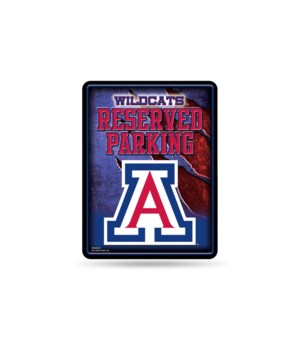 PARKING SIGN - ARIZ WILDCATS