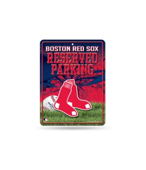 PARKING SIGN - BOS RED SOX