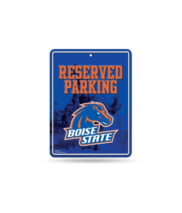 PARKING SIGN - BOISE STATE