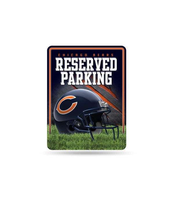 PARKING SIGN - CHIC BEARS