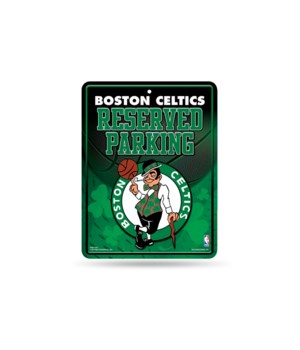 PARKING SIGN - BOS CELTICS