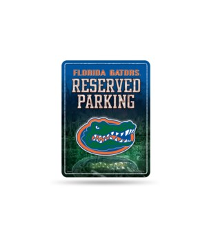 PARKING SIGN - FLORIDA GATORS