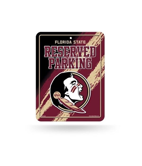 PARKING SIGN - FLORIDA STATE