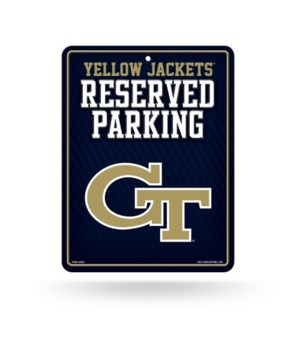 PARKING SIGN - GEORGIA TECH