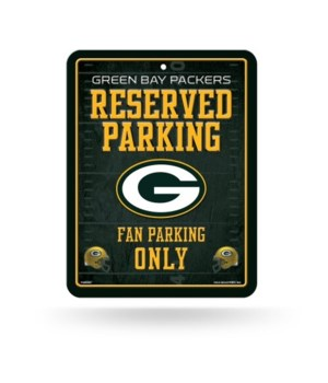 PARKING SIGN - GB PACKERS