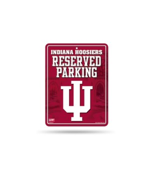 PARKING SIGN - IND HOOSIERS