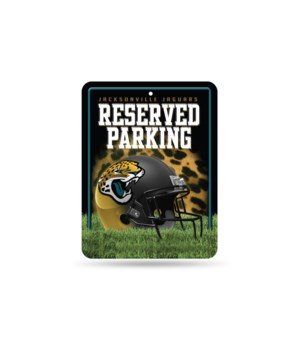 PARKING SIGN - JAX JAGUARS