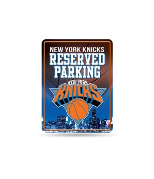 PARKING SIGN - NY KNICKS