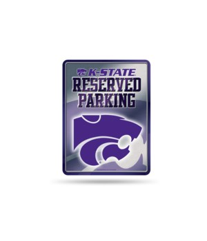 PARKING SIGN - KANSAS STATE