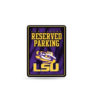 PARKING SIGN - LSU TIGERS