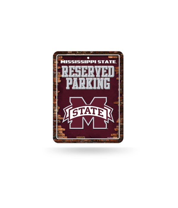 PARKING SIGN - MISS STATE