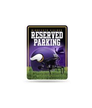 PARKING SIGN - MINN VIKINGS