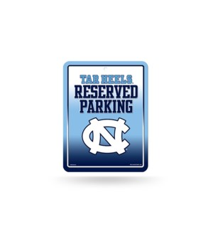 PARKING SIGN - NC TARHEELS