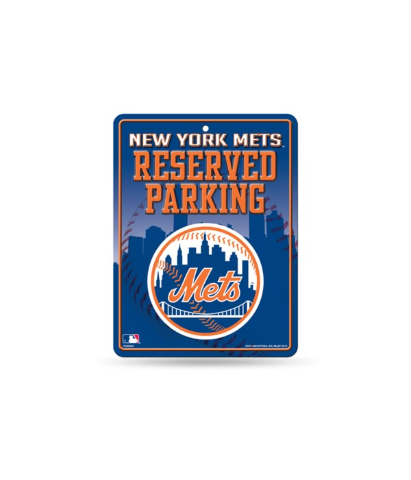 PARKING SIGN - NY METS