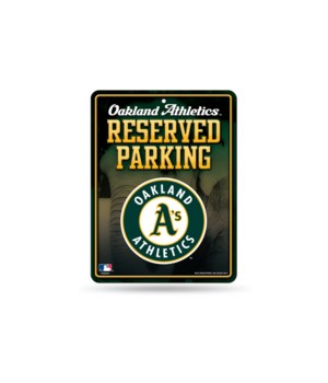 PARKING SIGN - OAKLAND A'S