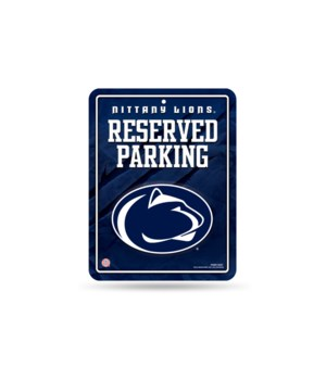 PARKING SIGN - PENN STATE