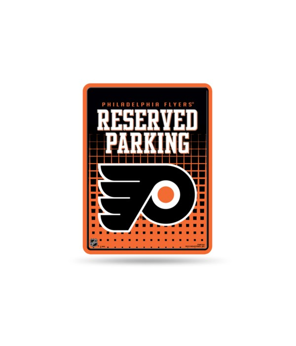 PARKING SIGN - PHIL FLYERS