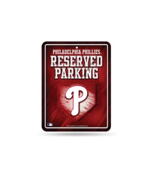 PARKING SIGN - PHIL PHILLIES