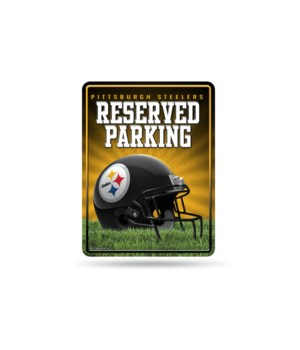 PARKING SIGN - PITT STEELERS
