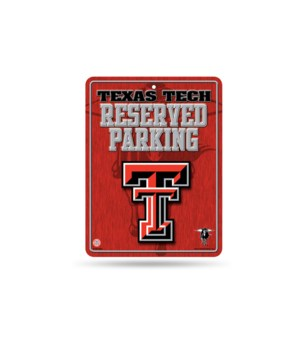 PARKING SIGN - TEXAS TECH