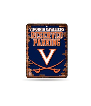 PARKING SIGN - UNIV OF VIRGINIA